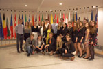 Zájezd do Bruselu a Štrasburku