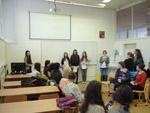 Krajské kolo konverzační soutěže ve francouzském jazyce