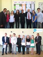 Úspěch v recitační soutěži ve španělštině