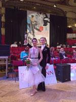 Mistři České republiky ve standardních tancích