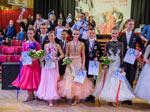 Jakub Zaorálek a Nikola Teplá získali titul Vícemistra ČR 2016 ve standardních tancích!