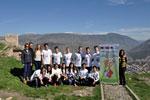 Mezinárodní setkání projektu THEIA v turecké Amasyy