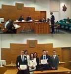 Street Law Moot Court Competition