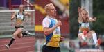 Zlatá medaile z MČR juniorů a dorostu