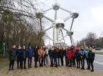 Zájezd do Bruselu s návštěvou Evropského parlamentu