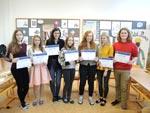 Školní kolo konverzační soutěže ve francouzském jazyce