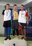 3 zlaté medaile ze závodů v ploutvovém plavání