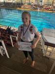Plavecké úspěchy