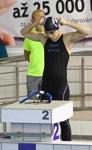 Krásný soutěžní úspěch v ploutvovém plavání