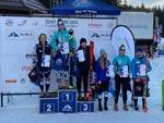 Krásné medailové úspěchy v alpském sjezdovém lyžování