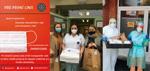 Pro první linii: studenti pomáhají zdravotníkům